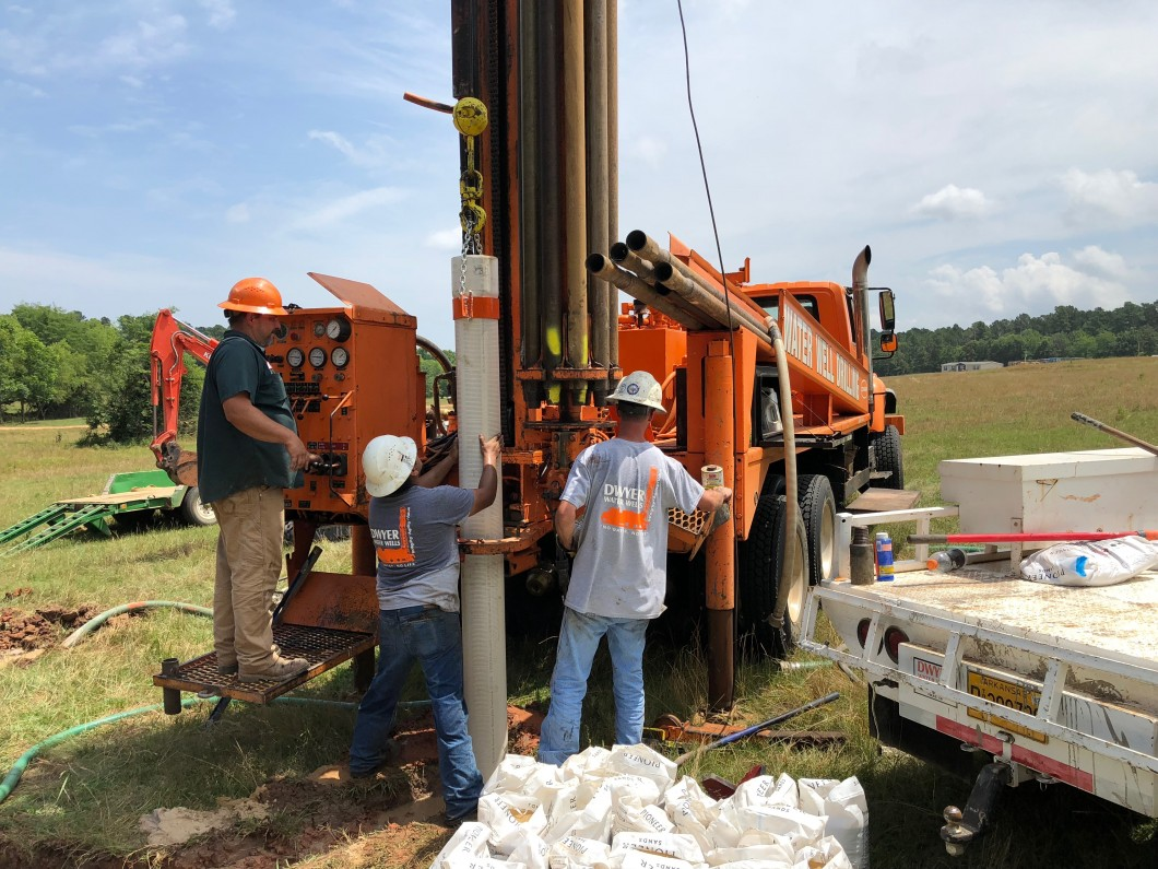 Let Dwyer Water Wells Be Your Solution